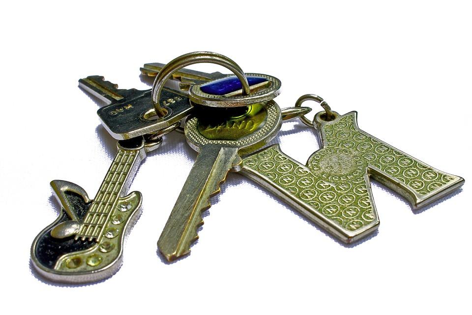 סוגי מפתחות